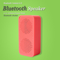 2015 new Bluetooth speaker with LED RGB ,Bluetooth4.0,Multi color controlled by App