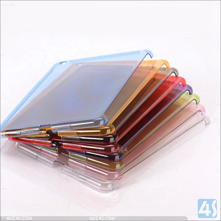 crystal clear case for tablets for ipad mini 2 case