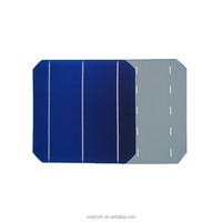 Broken 156x156mm 6 inch mono thin film solar cell/buy solar cells bulk price for sale made in taiwan