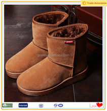 Dark color Mexican western comfort no lace boots