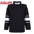 Custom men blank ice hockey jersey cheap wholesale