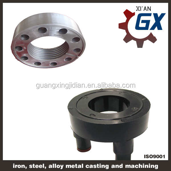 oil pump rotor & gear sintered parts and engine parts