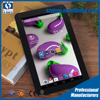 White/ red/ blue/ pink color 10 inch android tablet with high resolution/ ultra slim 10 inch tablet pc with android