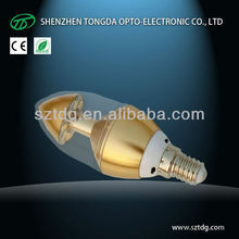 3w candle led bulb , e27 led lamp bulb to buy from alibaba