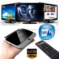 Android 4.4 Smart Set Top TV Box with Wifi