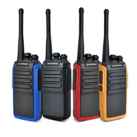 The cost-effective handheld walkie talkie Baofeng BF-888SFB 5W 16CH Portable UHF amateur two way radio