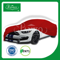 Stretch Fit Custom Car Cover OEM Body Cover Printed Car Covers for Mustang