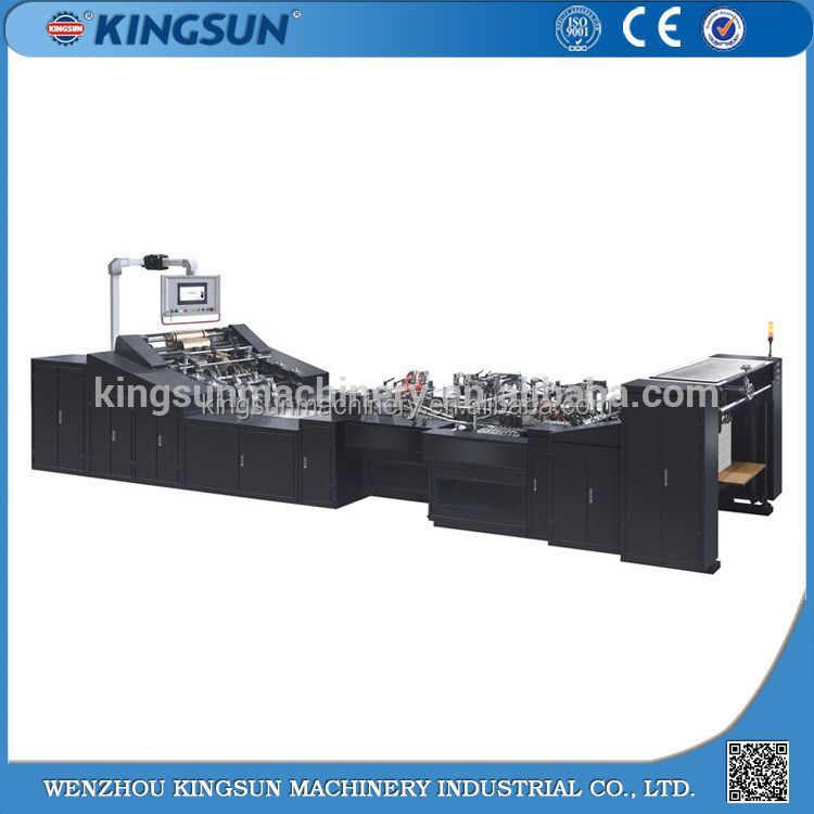 Widely Use Promotional Price Paper Shopping Bag Making Machine