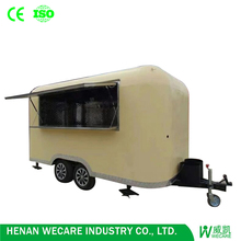 High quality South American mobile food van for sale