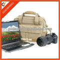2013 leisure canvas camera bag at favorable price in your own logo