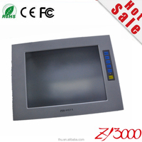 new stock 12.1'' Touch Monitor for Industrial metal casing :Aluminum silver black