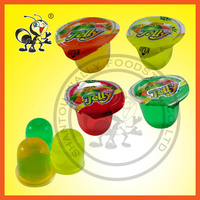 Assorted Fruity Pupping Cup Jelly