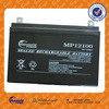 Professional deepcycle battery 12v100ah for solar system usage
