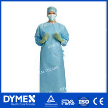 Patient surgical gown Disposable PPE gowns