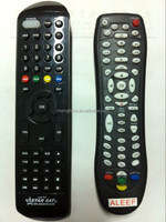 Lens Black TV Remote control 55 KEYS STAR SAT SR-2000HD ACE 52 KEYS ALEEF STARTRACK HD-2015 SRT-3000 HD-2020 HD-1000