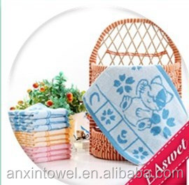 cat hand towel cheap China supplier