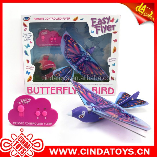 Adult toys rc bird for sale,easy flyer rc toys ,4 channel plastic toys rc fly bird