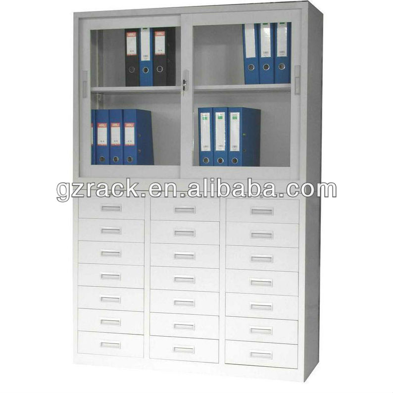 Sales promotion office file rack