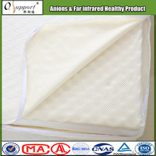 China popular high quality mattress topper imported natural latex material