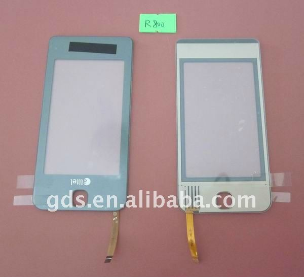 R800 LCD Screens pad for SE phone