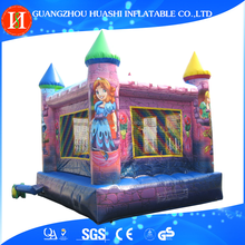 2017 Hot Commercial indoor / outdoor inflatable bouncers home use for kids