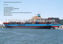 From Qingdao/Tianjin China to Maputo/Mozambique/Sea Shipping Freight Agency/Professional Logistics