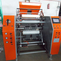 PE Strech Wrap Film Rewinding Machine