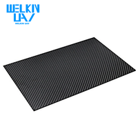 WELKIN3158 Most Popular Factory Price 100% Carbon Fiber Sheet 10mm