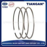 Special hot selling 4bt piston ring