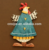 Promotion Customized Resin Cartoon Animal Logo 3D Chicken Fridges Magnets