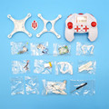 creative style 2.4G 4CH 6axis gyro drones airplane rc with good price