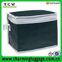 cheaper price for promotional bottle cooler bag with non woven material