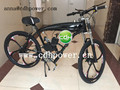 GT-2B CDH Super MOTORIZED Bike with white color/complete gas tank bicycle