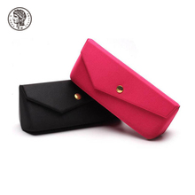 2017 NEW wholesale factory price new clip eva glasses case