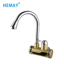 Factory Price Instant Heating Hot And Cold Water Tap