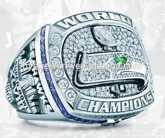 2013 Seattle Seahawks championship ring nfl ring for football player