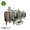 New Modern SUS304 7 Barrel Electric Beer Brewing System