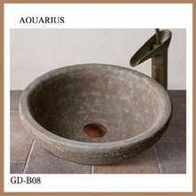 2015 new product pictures blue color price hand wash basin material
