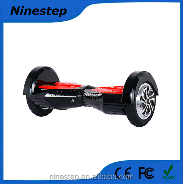 2016 ce/rohs big wheel electric scooter 8 inch elektrikli scooter smart balance scooter motor