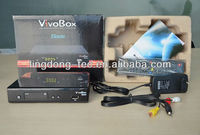 Full vivobox s926 hd FTA receiver satellite azfox s2s nagra 3 receptores better than azbox bravissimo tocomsat duplo hd