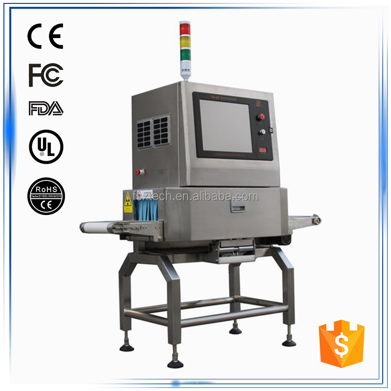 x ray inspection machine electronics in food industry