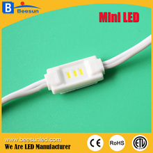 5 years warranty CE Rohs approved small led module 12vdc led light for mini lighting letters