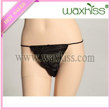 factory direct! free sample disposable nonwoven women panty for hospitory/spa salon