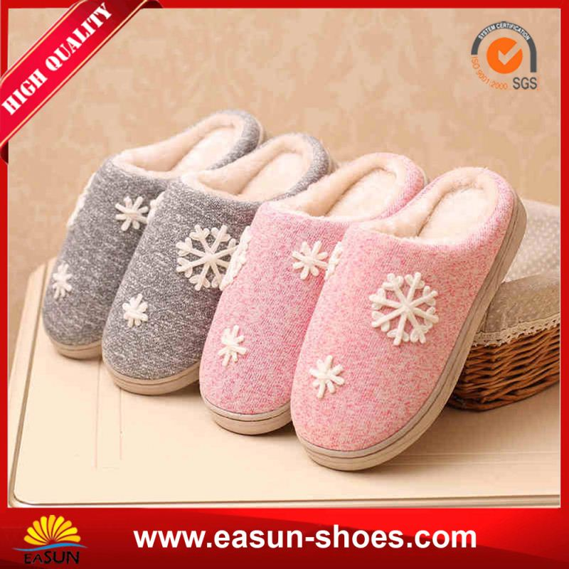 Low prices mule warm slipper mules shoes multi-purpose flat indoor slipper
