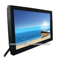 ultra narrow bezel lcd video advertising 32 inch lcd tv prices