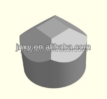 Cemented Carbide Anvils for Diamond Cutting/Tungsten Carbide Inserts