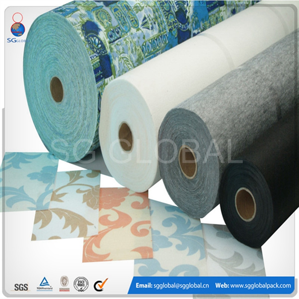 nonwoven polyester geotextile needle punched felt