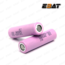 INR18650 30Q GRADE A li ion 18650 battery 3000mah 15A rechargeable battery