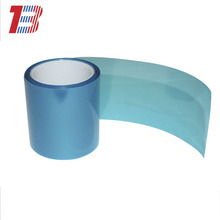 Factory Price Eco-friendly Waterproof Hot Sale Blue Roll Film