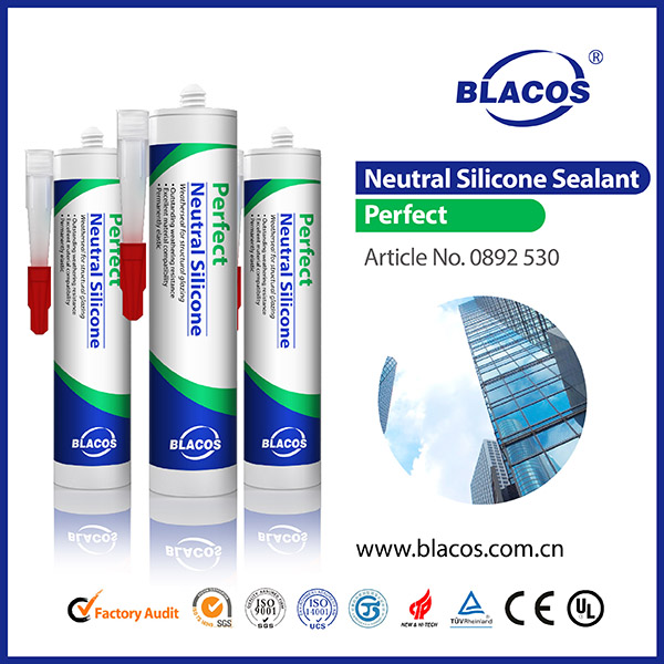 High Pressure Resistance neutral Low Price neutral wood gap filler
